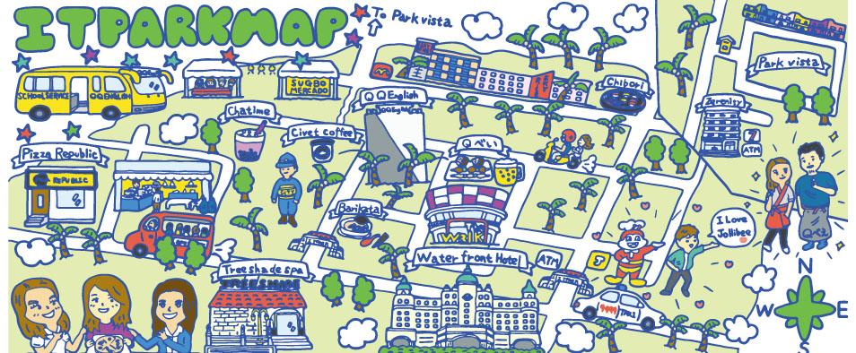 ITPark_Map